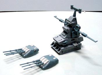 宇宙空母 宇宙戦艦ヤマト プラモデル バンダイ